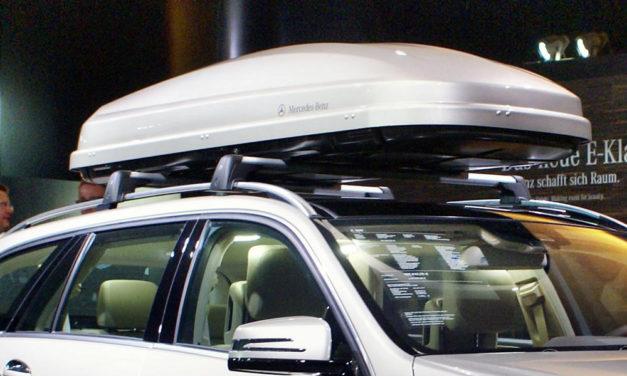 Coffre de toit : quel modèle choisir ?