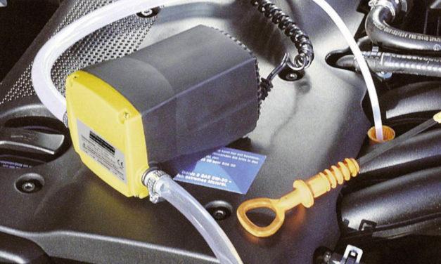 Pompe à vidange d'huile : comparatif et guide d'achat